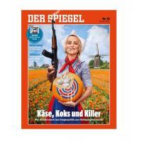 A publicação holandesa Volkskrant comenta a matéria da revista alemã Der Spiegel, que considera a Holanda um narco-estado