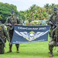Alunos concluintes do C-Esp ComAnf 2021