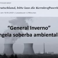 """""""General Inverno"""" congela soberba ambientalista"""