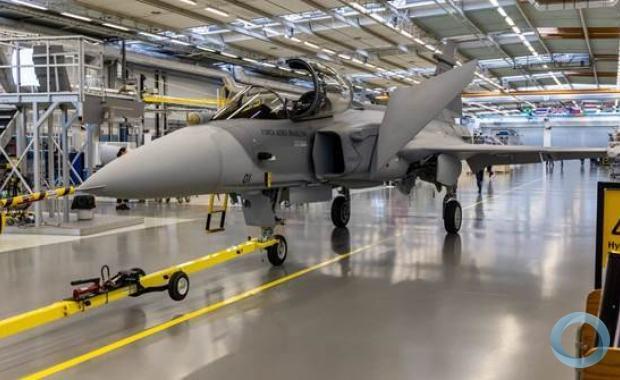 Em novembro, a SAAB dará início a fase de entrega de aeronaves operacionais, com quatro aeronaves Gripen E para o Brasil e outras para a Suécia.