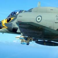 Aeronave do VF-1 - foto: MB