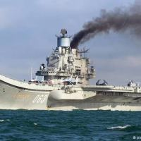 NATO has raised concerns that Russia's aircraft carrier could be used to aid airstrikes in Aleppo